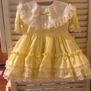 "Lid'l Dolly's "" Original Southern Belle!"" Dress"